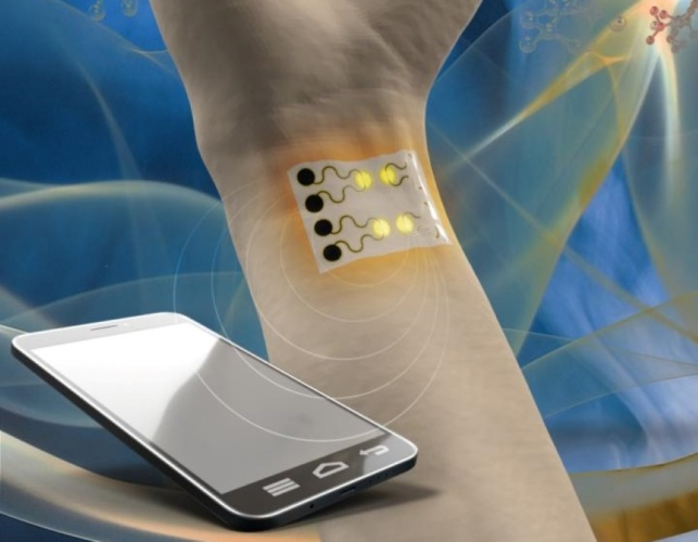 wearable gas sensor