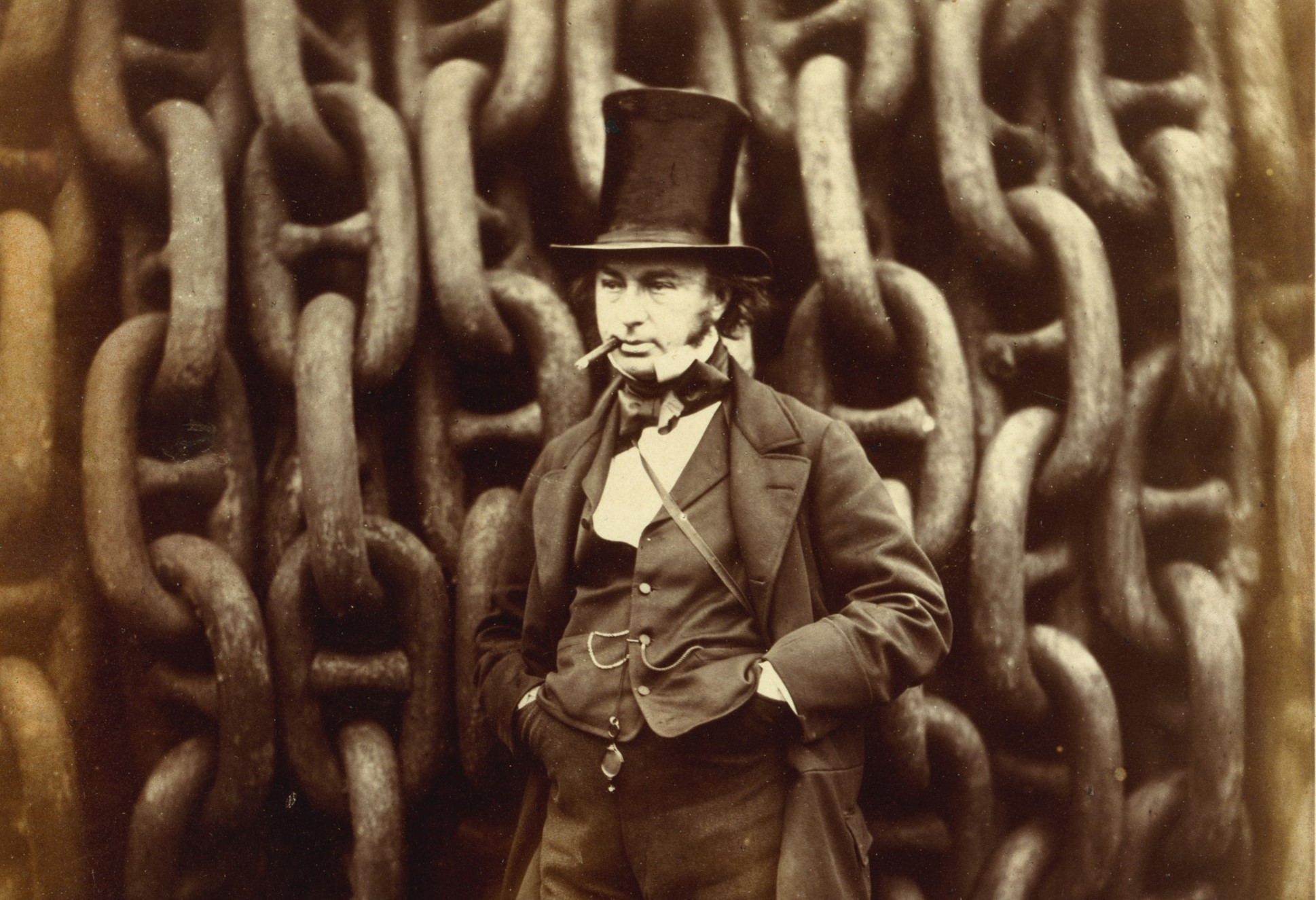 Late great engineers: Isambard Kingdom Brunel | The Engineer The ...