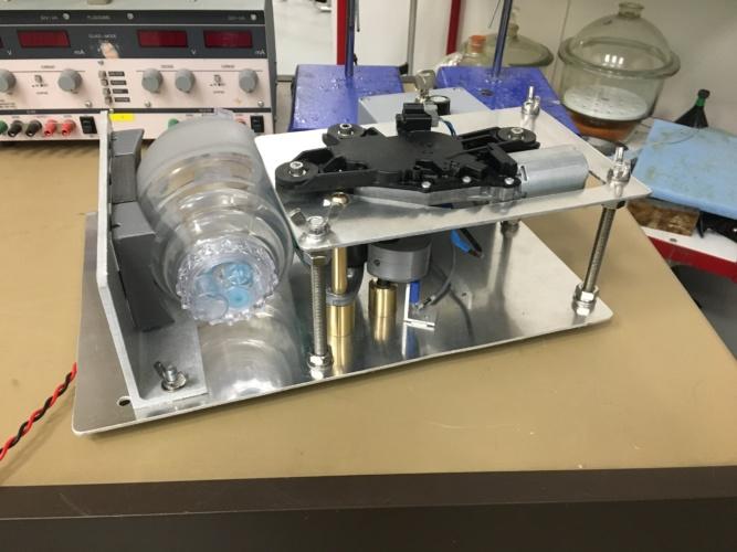 Covid-19 field ventilator