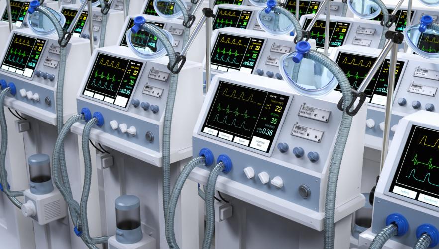 ventilator manufacture