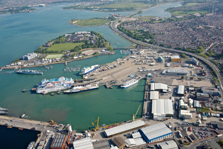 Portsmouth International Port aims for decarbonisation