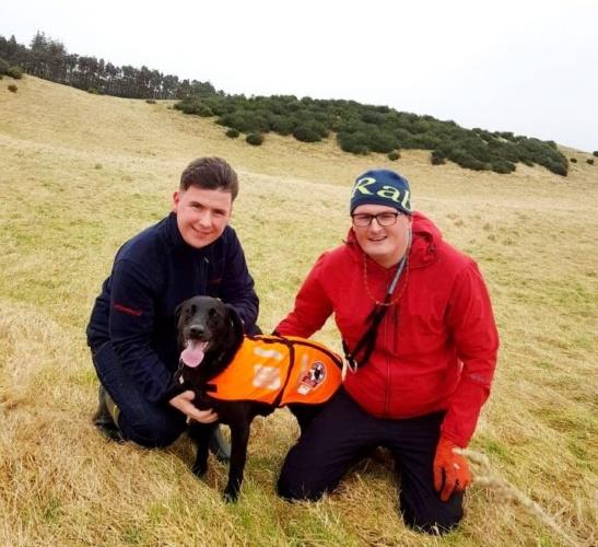Mountain Rescue dogs