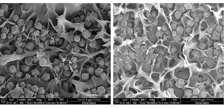 Modified MOFs improve propane-propylene separation