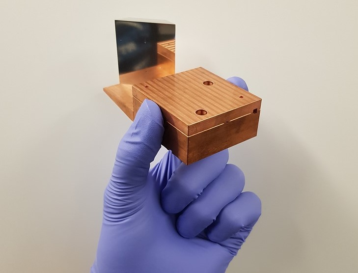 pocket sized particle accelerator