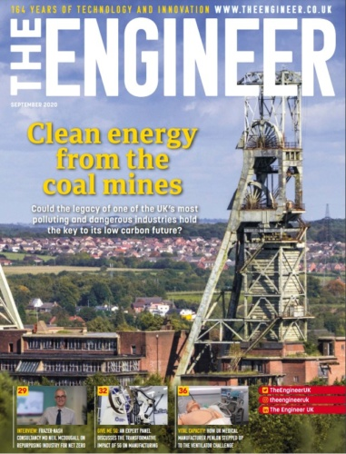 The Engineer's September issue