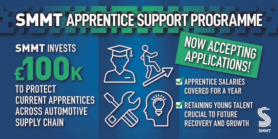 SMMT Apprentice Support Programme