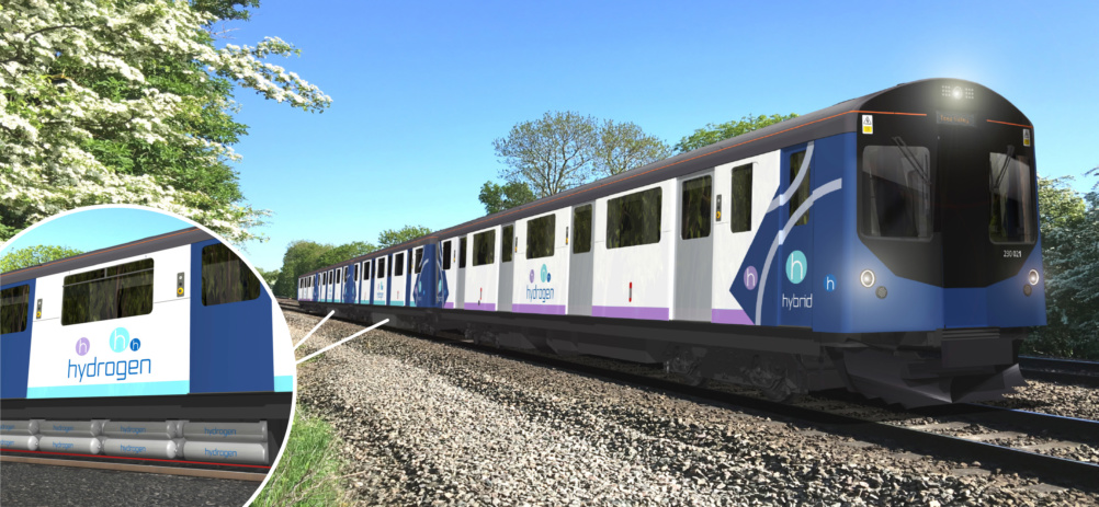 uk hydrogen rail