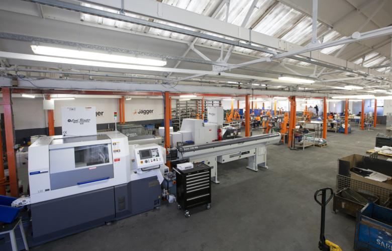 Reshoring UK manufacturing