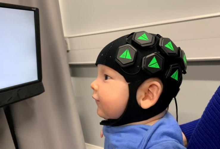 baby brain activity