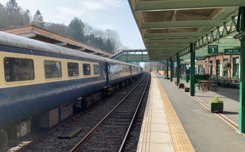 dartmoor line