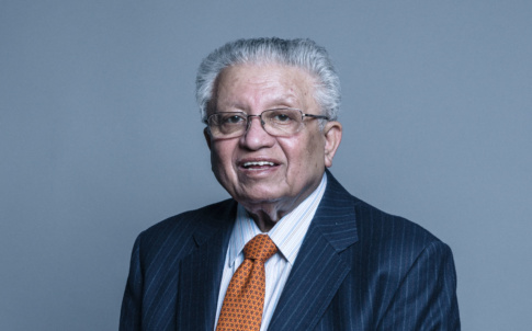 Lord Bhattacharyya