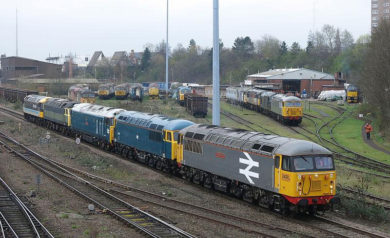 diesel rail