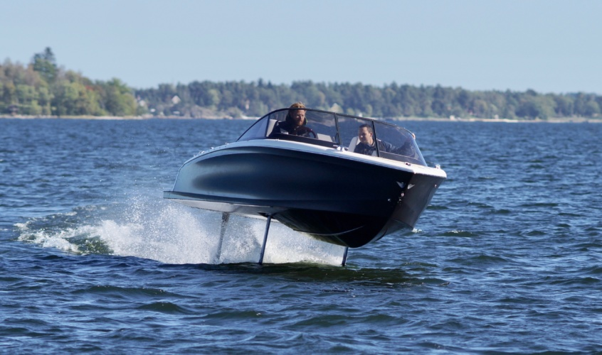 Turning Tides: The new wave of e-boats taking to the seas