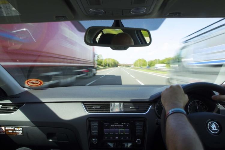 All Lane Running motorway radar tech accelerated