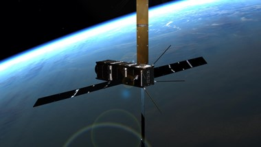 low altitude satellites