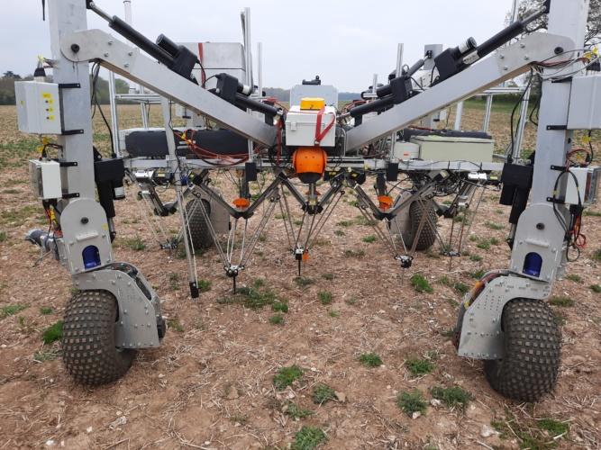 small robot company igus