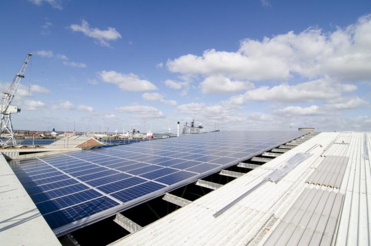 energy sustainability defence