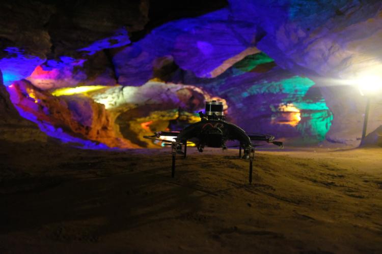 underground robot