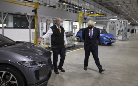UK Battery Industrialisation Centre