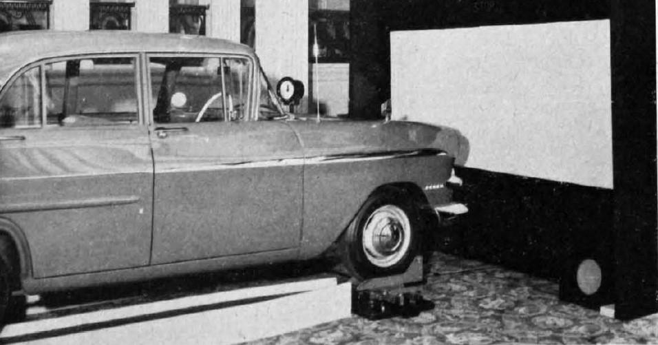 universal automobile simulator