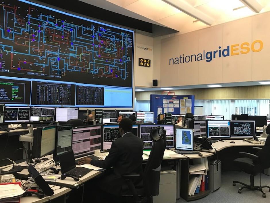 National Grid ESO