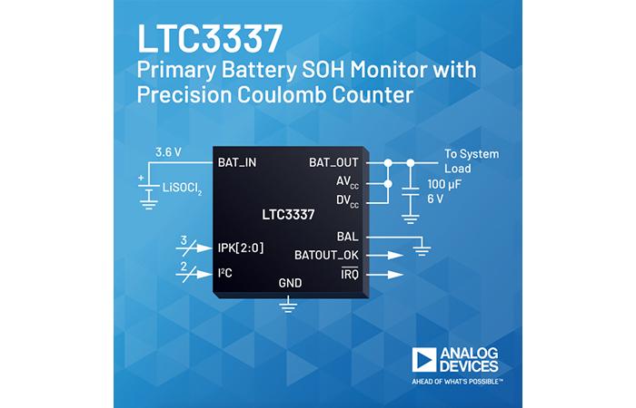 Analog Devices ADI-LTC3337