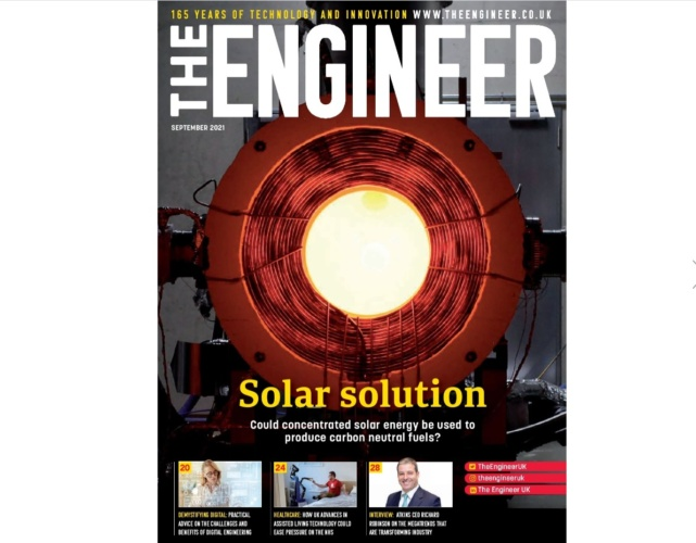 The Engineer's September 2021 issue