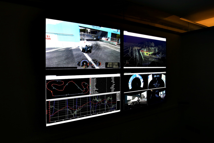 driver in the loop simulation