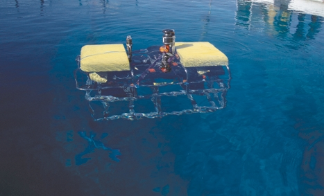 Engineers at the Ocean Systems Laboratory at Heriot-Watt University in Edinburgh are leading the development of Autonomous Underwater Vehicles (AUVs).