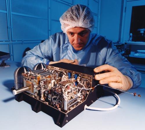 The Ptolemy mass spectrometer