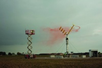 A 5kW prototype of the vertical axis turbine has successfully demonstrated the concept