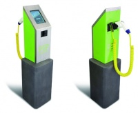 High voltage DC charging will have to take place at dedicated sites