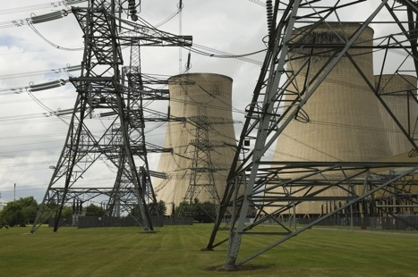 The UK faces challenges in generation and transmission