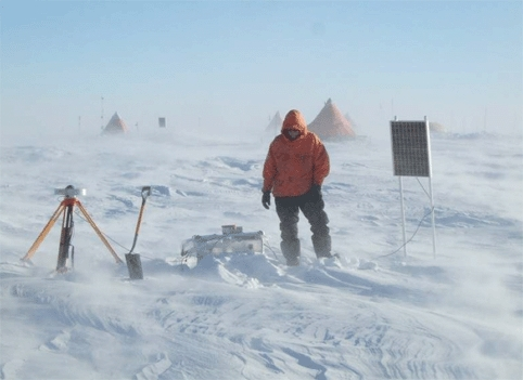 Credit: Andy Smith, British Antarctic Survey