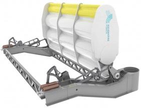 Oyster 2 wave energy converter