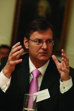 Tata Motors' Dr CLive Hickman