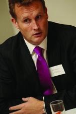 Marc Saunders, General Manager, Renishaw UK and Ireland