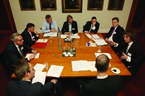 The Engineer's roundtable debate
