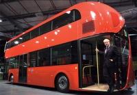 Route master:Boris Johnson unveils the classic