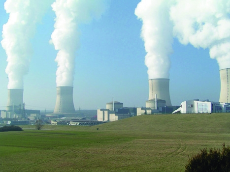 Nuclear engineers are currently in demand