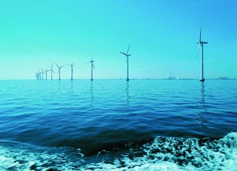 Renewable energy is on the UK's agenda