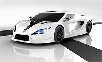 Launched in July 2011, the Evelio is a British built electric Supercar developed by a small and dedicated team in Andover, Hants
