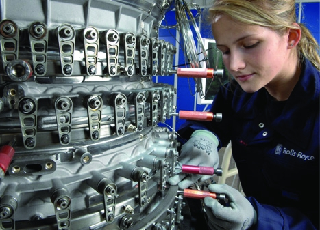 Career Opportunities In The Automotive Sector The Engineer The Engineer