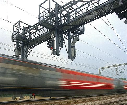 TE Rail train