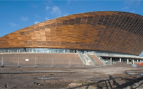 The Olympic Velodrome has won plenty of admirers