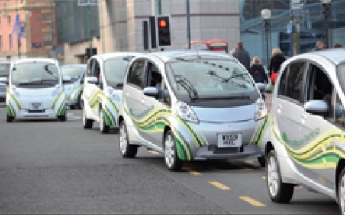 CABLED is the UK's largest trial of low-emission vehicles