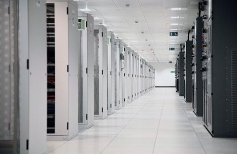 Datacentre white