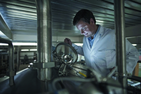 SABMiller is keen to make use of new brewing technologies