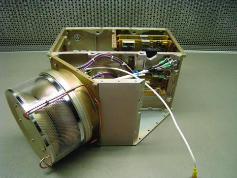 solar orbiter electron sensor