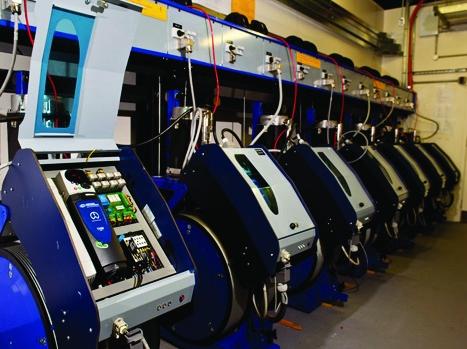 automated hoist technology